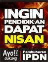 Poster Pembubaran IPDN-ipdnmania.wordpress.com