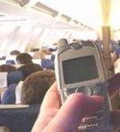 Phone at aircraft